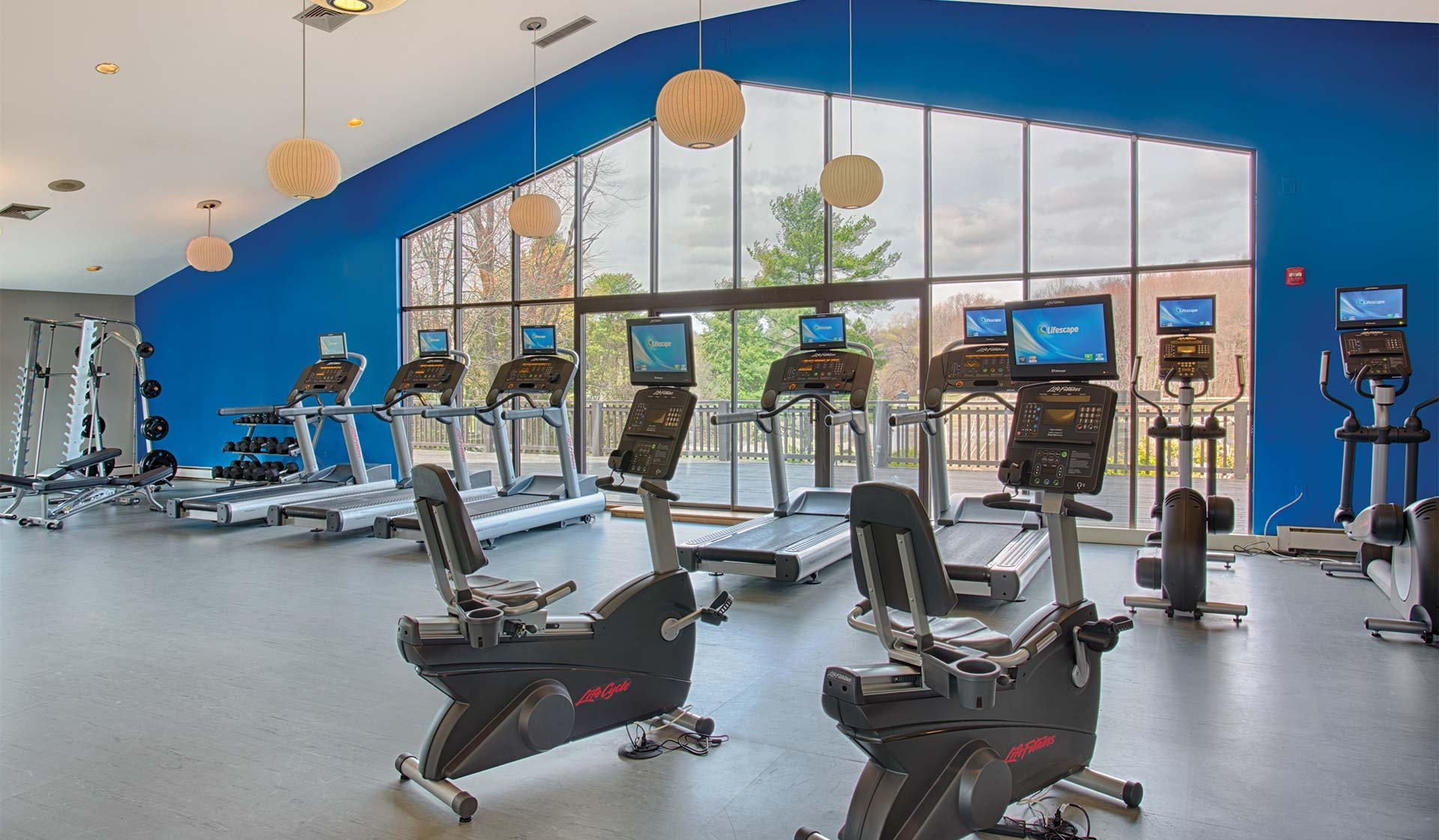 Royal Crest Apartments - Warwick - fitness