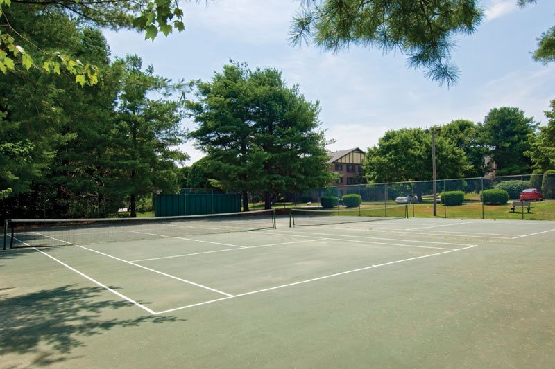 Tennis Court: View Photo